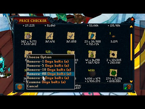 The Return to Runescape - $elling my LOOT from Bossing!