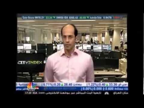 أشرف العايدي على سي ان بي سي العربية -- 07 نوفمبر2013 Chart