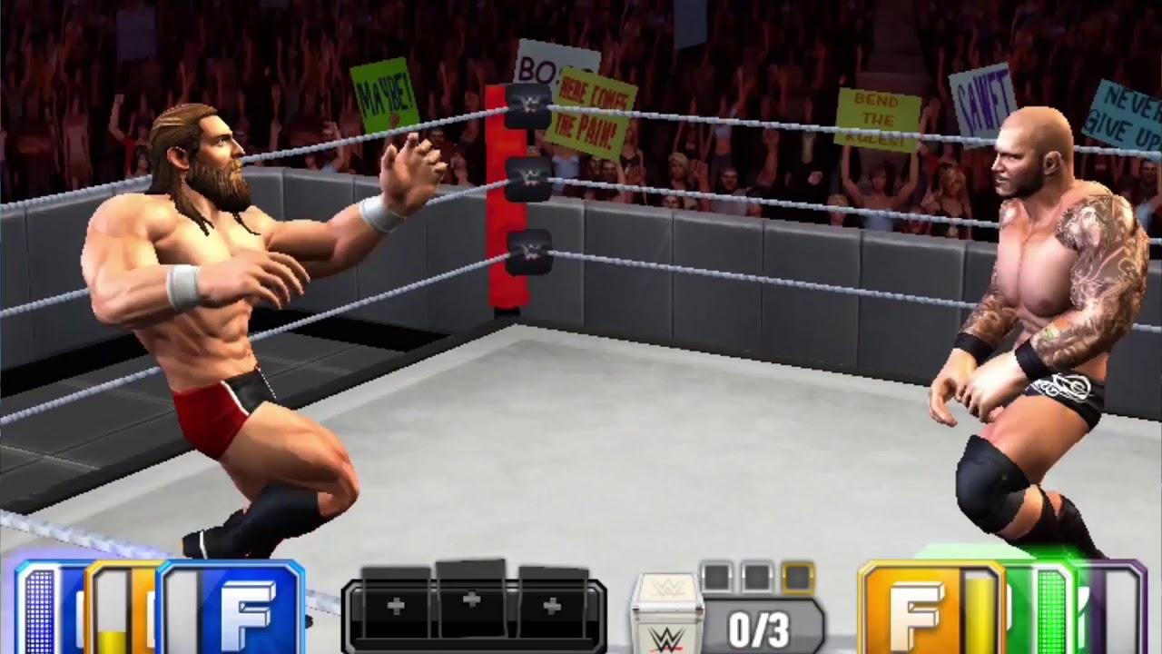 เล่น WWE Champions Free Puzzle RPG on PC 2