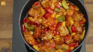 Cách làm sườn xào chua ngọt ngon đơn giản - Học nấu ăn gia đình
