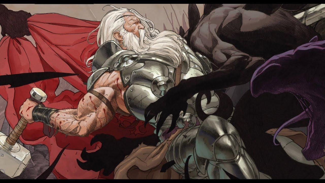 Thor God of Thunder #3 Review: Investigating Gorr! (Marvel ...  Thor
