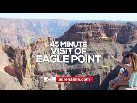 Grand Canyon Helicopter Tour with Eagle Point Landing