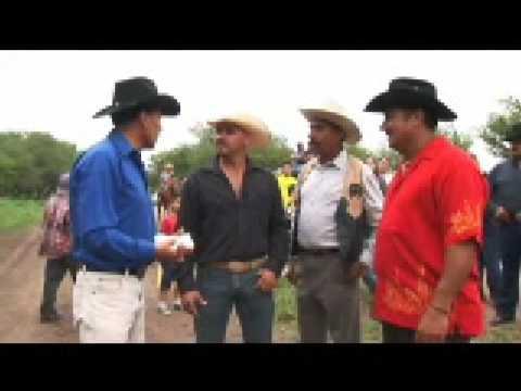 PELICULA: Los 5 Pistoleros - Carreras De Caballos