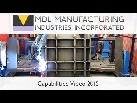 MDL Capabilities Video 2014-2015