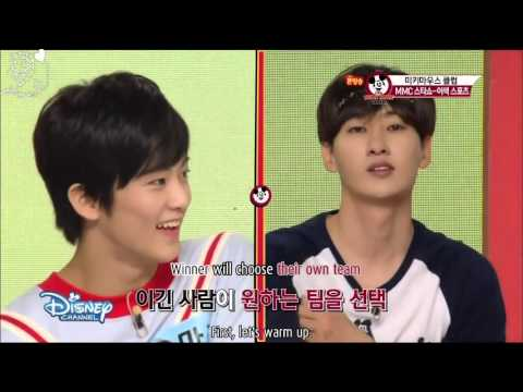 [JHH][Engsub] Mickey House Club Ep10 with Super Junior Eunhyuk