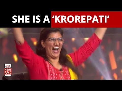 KBC 13: Visually impaired Himani Bundela becomes the first crorepati winner of this season
