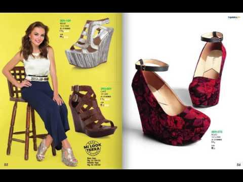 Catalogo price shoes vestidos de noche 2016