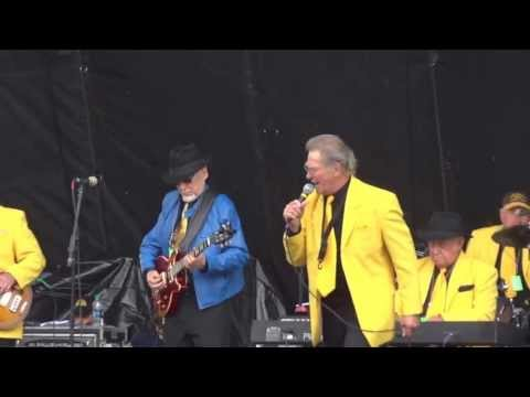 Beale Street Music Festival 2013 - Sonny Burgess performs a medley