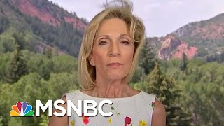 Andrea Mitchell Recaps 'Remarkable' Coats Interview | MTP Daily | MSNBC