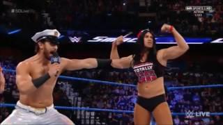 John cena & Nikki bella Vs Fandango WWE SMACKDOWN FULL MATCH