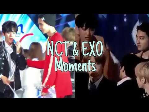 NCT & EXO Moments Part 2 | 엔시티 엑소