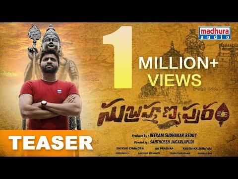 Subrahmanyapuram Official Teaser 4K