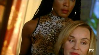 American Horror Story: Coven - Fiona Goode meets Marie Laveau