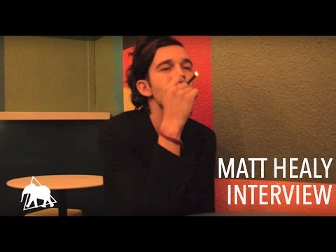 A KARMA SPIRIT INTERVIEW : Matt Healy (The 1975)