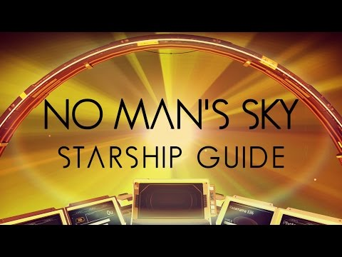Discover the Best Starship in No Man's Sky