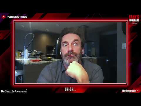Hank's other home game with the stars sees jokes, Jibes and showdowns on behalf of charities on Pokerstars.net