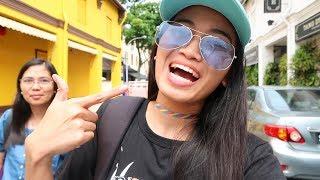 nasa SINGAPORE ako beshy! (travel vlog)