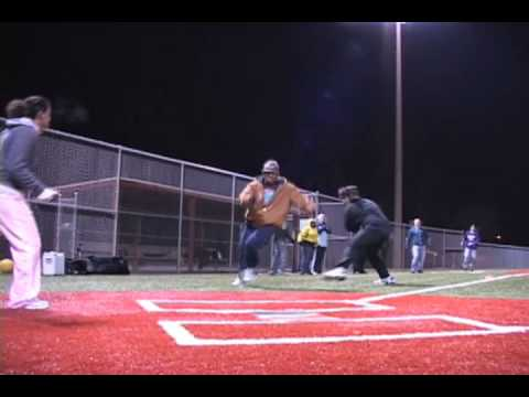 Inkers Kickball - February 5, 2009