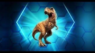 Jurassic World: The Game - T-Rex Throwdown 6