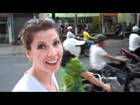 Kako preći ulicu u Vijetnamu?