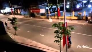"""Chém Nhau Như Phim """"Bụi Đời Chợ Lớn"""" Tại Phường Quang Vinh - Thành Phố Biên Hòa (31/3)"""