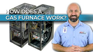 How Does A Gas Furnace Work?
