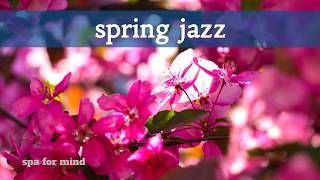 spring jazz, relaxing music for morning coffee