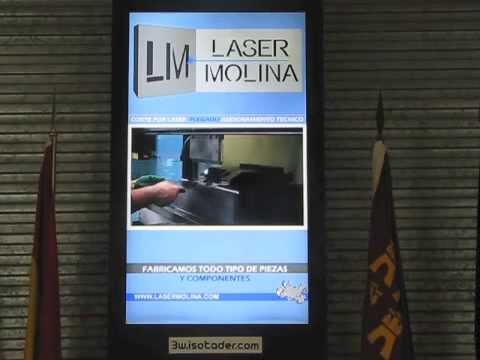 Feria Mecánica 2013- Laser Molina.