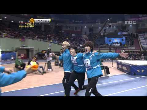 K-Pop Star Championships, M High Jump, #16, 남자 높이뛰기 20120124