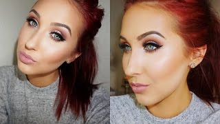 Cream Contour & Highlight - Demo | Favorites | Tips & Tricks | Jaclyn Hill