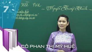Ngữ văn 12: Rừng xà nu của Nguyễn Trung Thành   HỌC247