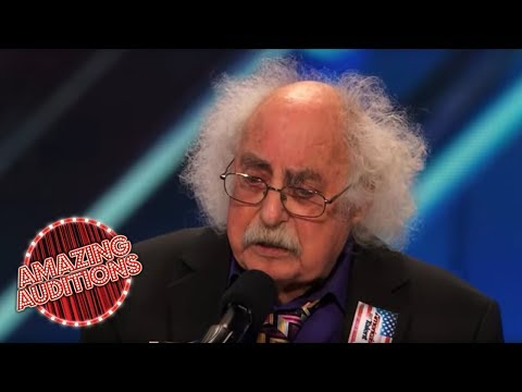The Three Geezers - America's Got Talent - 2014