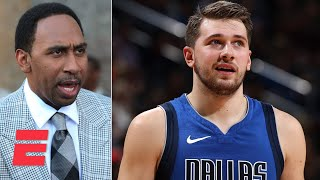 'This kid is sensational!' Stephen A.'s best Luka Doncic reactions and takes | ESPN Voices