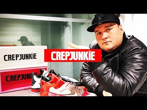 CHARLIE SLOTH: WHAT'S IN MY TRAINER COLLECTION! (Pt.1)