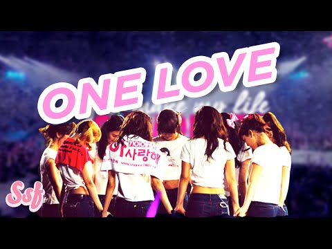 ONE LOVE 5th Anniversary FMV - Girls' Generation (SNSD) l @Soshified