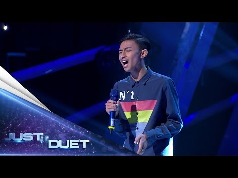 Vicky just blow Judges minds with his Chipmunk's voice! - Audition 3 - Just Duet