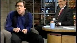 Jim Carrey Interview (circa Dumb and Dumber)
