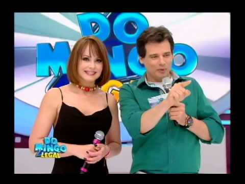 Baixar Domingo Legal - Gabriela Spanic no palco do Domingo Legal - Parte 1
