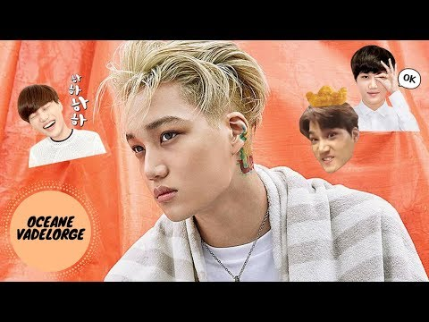 EXO Kai Funny Moments