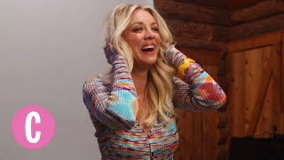 Behind The Scenes of Kaley Cuoco's Cosmo Cover Shoot | Cosmopolitan