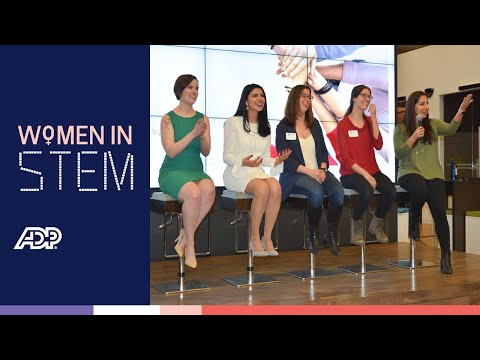 Hear from some of ADP's Women In STEM on the unique starts in their careers that eventually led them to technology at ADP.