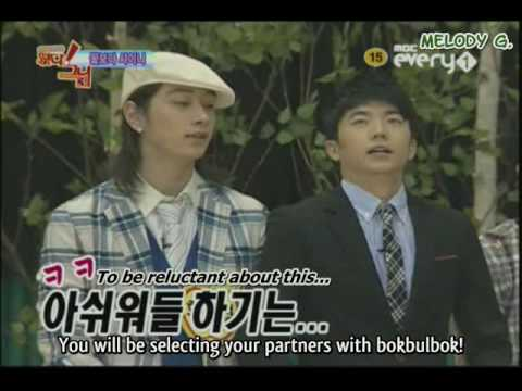 Minho x Nichkhun: 2PM, SHINee Idol Army Love! :) Part 1: Episode 14 cuts