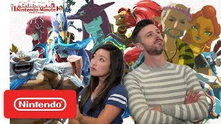 The Legend of Zelda: Breath of the Wild Character Bracket – Nintendo Minute