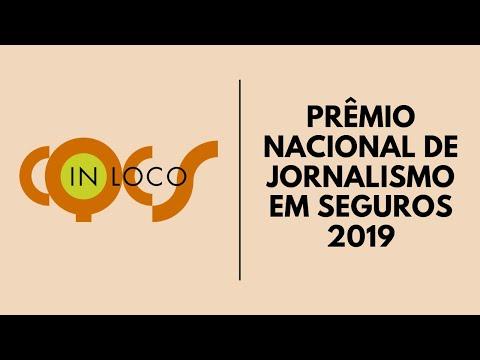 Imagem post: Prêmio Nacional de Jornalismo em Seguros 2019