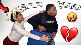 I PACKED EVERYTHING. IM LEAVING HER... *MUST WATCH*