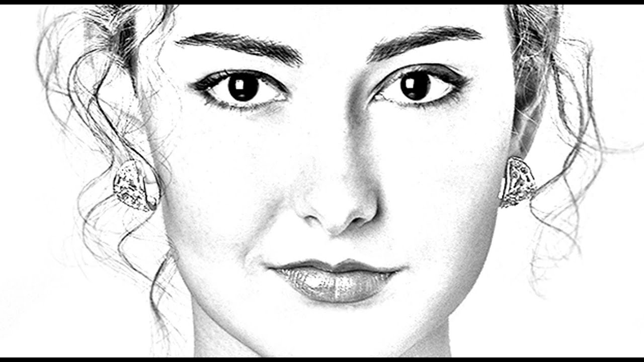 Photoshop: How to Transform PHOTOS into Gorgeous, Pencil ...