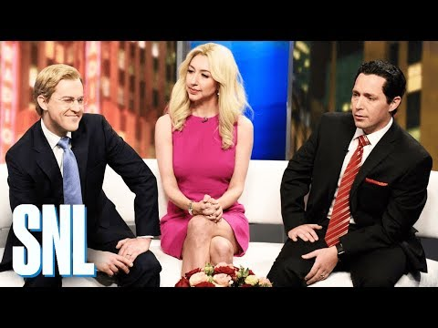 Fox & Friends Cold Open - SNL