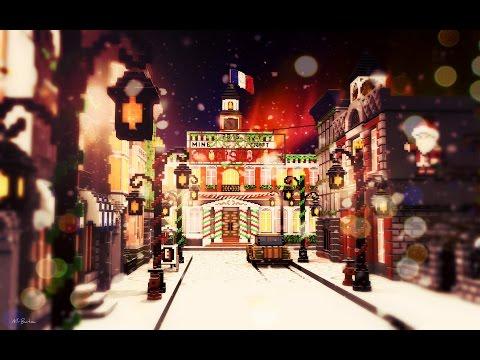 [Minecraft Cinematic] Merry Christmas !