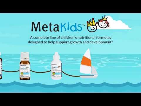 MetaKids Nutritional Formulas