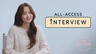 Kim So-hyun on child roles, career highlights, and Love Alarm | All Access Interview [ENG SUB]